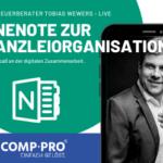 OneNote und Tobias Wewers